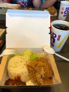 Our Food - Ayam Goreng