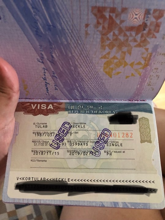 How To Apply For Family Korean Visa Kurtashing Adventures